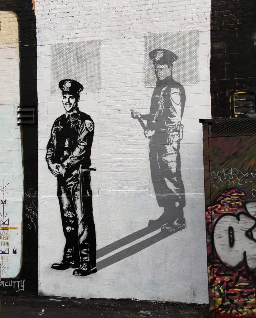corrupte politieagent