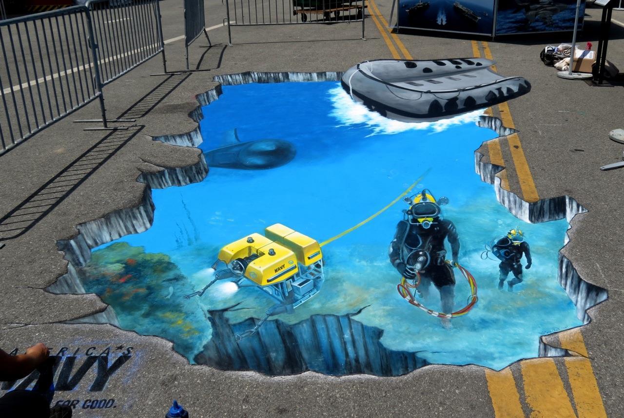 duikers komen uit de grond