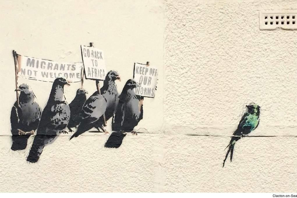 vogels over racisme