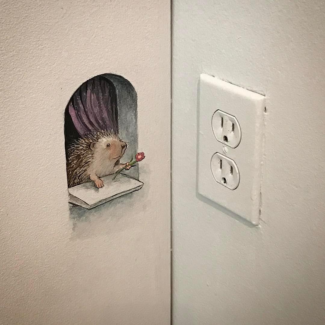 binnenshuis creatie